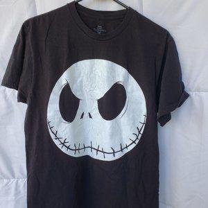 Nightmare Before Christmas Men's Fat Head T-Shirt